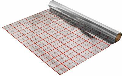 Hrubá folie pro podlahové topení - vytápění. I osobně Havířov,F-Místek