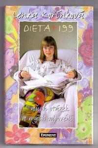 LENKA KOŘÍNKOVÁ - DIETA 199 vašich otázek a mých odpovědí