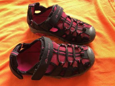Dívčí sandálky zn. Alpine Pro