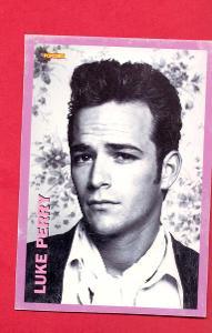 LUKE PERRY # POPCORN STAR CARD