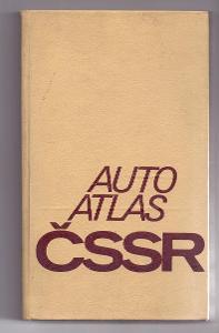 AUTOATLAS ČSSR # 1987