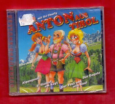 DJ CHARLY - ANTON AUS TYROL