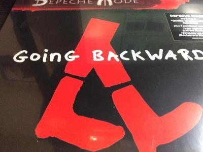 "DEPECHE MODE: GOING BACWARDS (REMIXES) 2 LP 12"" 45 RPM SINGLES, NOVÉ !"