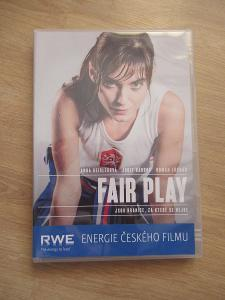 !!AKCE!! DVD film Fair Play - vhodné i jako dárek, nové