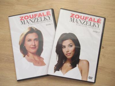 !!AKCE!! 2x DVD Zoufalé manželky