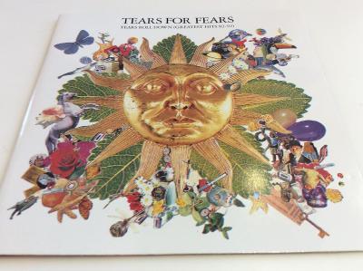 TEARS FOR FEARS: Tears roll down ( Greatest Hits 82 - 92 ) POPRON 1992