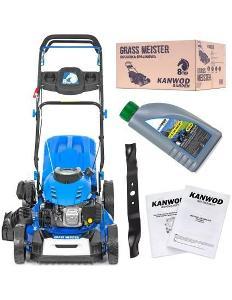 Sekačka Benzínova KANWOD GRASSMEISTER 8 HP / 51 CM PETROL