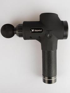 Masážní pistole Nobebird/ 30 rychlostí/ 2500 mAh/ LED/ Od 1Kč!