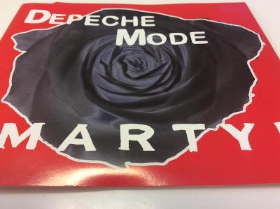Depeche Mode: Martyr 2006, DVD Singl, dvdbong39, Jako nový !!!