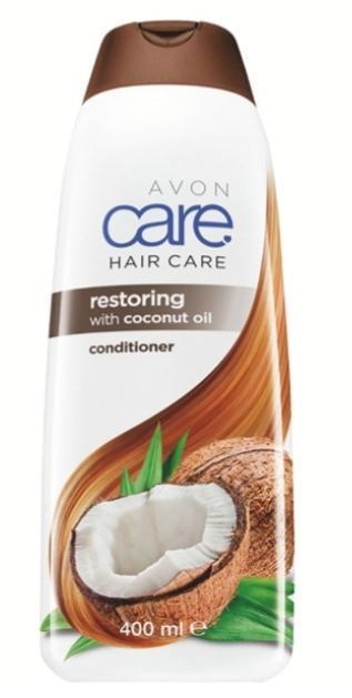 Avon Care Regenerační kondicionér na vlasy s kokosovým olejem