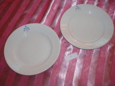 2 talíře z pozůstalosti -3