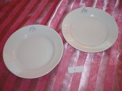 2 talíře z pozůstalosti -4