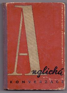 retro ANGLICKÁ KONVERZACE # 1963