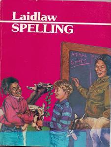 LAIDLAW SPELLING ( červená ) - výuka angličtiny