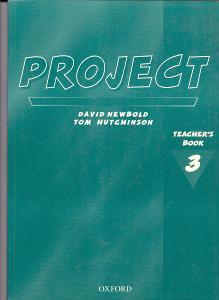 PROJECT - výuka angličtiny # teacher´s  book 3