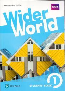 wider world- výuka angličtiny # student´s book - 1