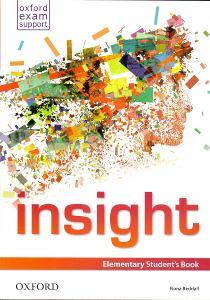 INSIGHT- výuka angličtiny # student´s book