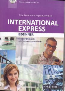INTERNATIONAL EXPRESS FOR BEGINNER - výuka angličtiny #student´s book