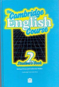 CAMBRIDGE ENGLISH COURSE - výuka angličtiny # student´s book 2