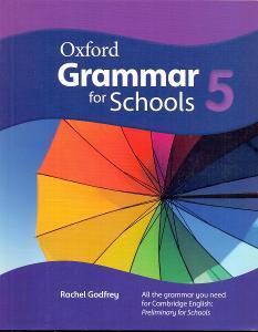 OXFORD GRAMMAR FOR SCHOOLS 5 - výuka angličtiny # VČETNĚ DVD-ROM