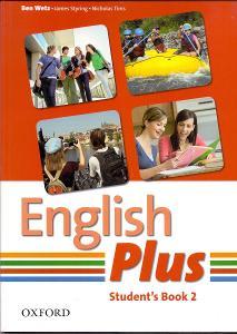 ENGLISH PLUS  - výuka angličtiny # pracovní sešit VČETNĚ CD