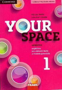 YOUR SPACE 1 - výuka angličtiny # UČEBNICE