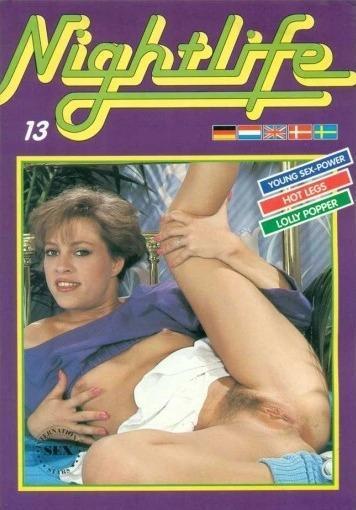 NIGHTLIFE Nr 13 - 1990 SILWA