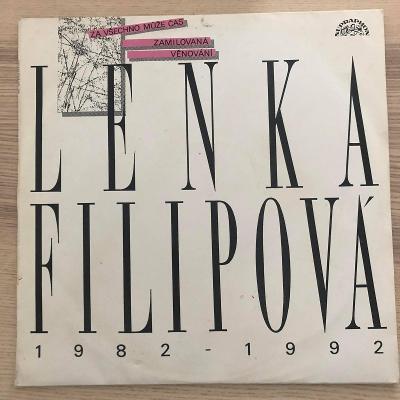 Lenka Filipová – 1982 - 1992