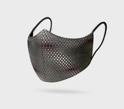 Manta mask s nanovlákenním filtrem.