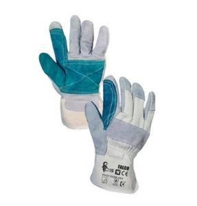 Pracovní kombinované rukavice Falco (30 párů)