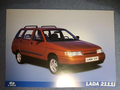 Prospekt LADA  2111i
