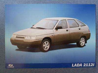 Prospekt LADA 2112i