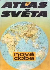 ATLAS SVĚTA - NOVÁ DOBA 1986
