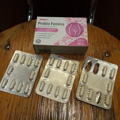 PROBIO FEMINA DR. MAX 27 kapslí á 5 mg