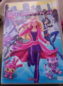 Barbie Tajná agentka. Originál DVD