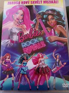 Barbie Rock n Royals original DVD