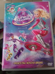Barbie ve hvězdách. Originál DVD.