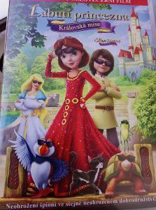 Labutí princezna. Královská mise. Originál DVD