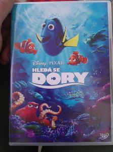 Hledá se Dory. Original DVD