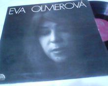 EVA OLMEROVÁ-LP-1974.