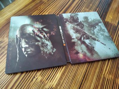 Call od duty Black Ops 4 steelbook sběratelská edice !!