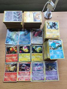 VELKÁ Sbírka Pokémon Karet!!!