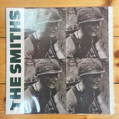 THE SMITHS - MEAT IS MURDER (red vinyl / RARE! / nehraná)