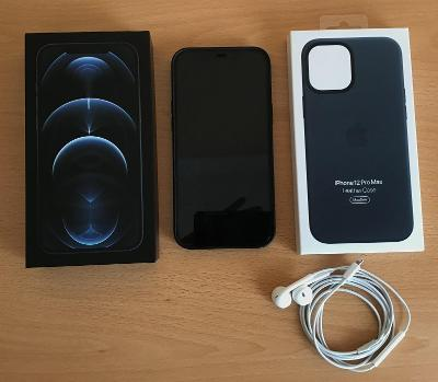 Apple iPhone 12 Pro Max 256 GB – Pacific Blue