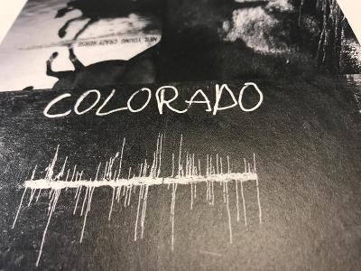 Neil Young a Crazy Horse: Colorado 2019, 1. press, digipak, Jako nové