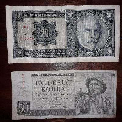 Hledaná 20koruna Rašín,rok 1925,NEPERFOROVANÉ,vzacná 50koruna,série A.