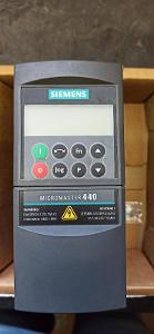 Frekvenční měnič Siemens