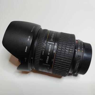 NIKON AF NIKKOR 24-85mm 1:2.8-4 D