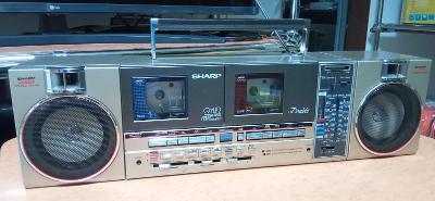 Radiomagnetofon SHARP QT-89HG TUZEX
