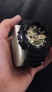 Pánské hodinky - CASIO G-SHOCK  GA-110GB-1AER